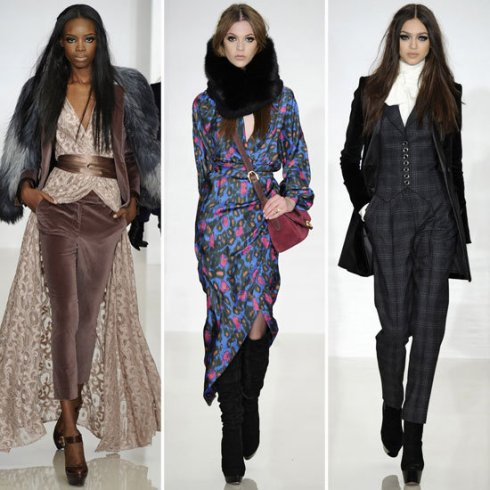 Rachel Zoe Collections Fall 2012